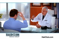 Hair Club Medical Group – Infomercial
